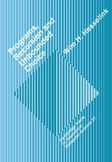Programs, Recursion and Unbounded Choice - Wim H. Hesselink