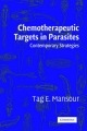 Chemotherapeutic Targets in Parasites - Tag E. Mansour