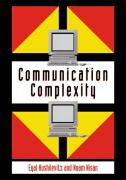 Communication Complexity