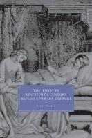 The Jewess in Nineteenth-Century British Literary Culture
