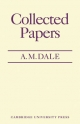 Collected Papers - C. M. Dale