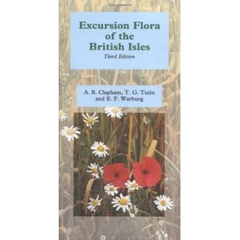 Excursion Flora of the British Isles - Warburg, E. F.