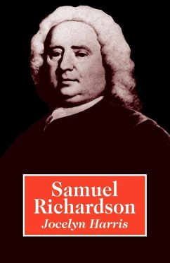 Samuel Richardson - Harris, Jocelyn