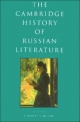 The Cambridge History of Russian Literature - Charles A. Moser