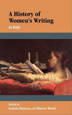 A History of Women's Writing in Italy - Panizza, Letizia / Wood, Sharon (eds.)