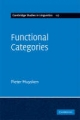 Functional Categories - Pieter Muysken