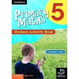 Primary Maths 5 Student Activity Book - Dianne Carr, Ed Lewis, Jim Grant,