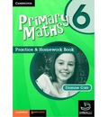 Cambridge Primary Maths Australia: Primary Maths Practice and Homework Book 6 - Dianne Carr