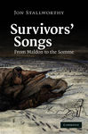 Survivors' Songs - Stallworthy, Jon