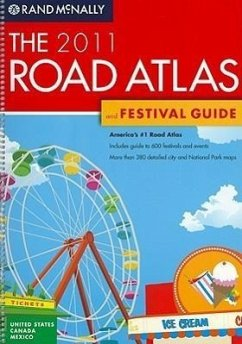 The Road Atlas and Festival Guide - Herausgeber: Rand McNally