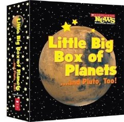 Little Big Box of Planets... and Pluto, Too!: Earth/Jupiter/Mars/Mercury/Neptune/Pluto/Saturn/Uranus/Venus - Herausgeber: Children's Press