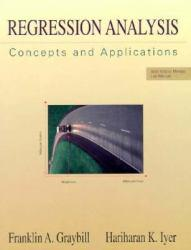 Regression Analysis : Concepts and Applications - Franklin A. Graybill