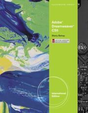 Adobe Dreamweaver CS5 Illustrated, International Edition - Sherry Bishop