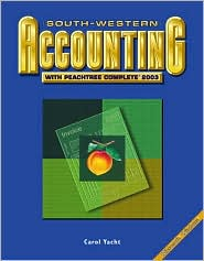 South-Western Accounting with Peachtree Complete 2003