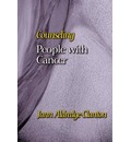 Counseling People with Cancer - Jann Aldredge-Clanton