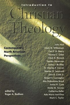 Introduction to Christian Theology - Herausgeber: Badham, Roger