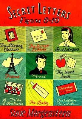 Secret Letters from 0 to 10 - Morgenstern, Susie Hoch / Rosner, Gill