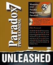 Paradox 7 Programming Unleashed: With CDROM - Prestwood, Mike