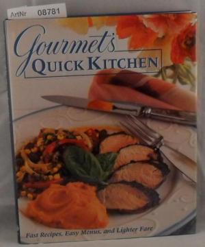 Gourmet's Quick Kitchen - Fast Recipes, Easy Menus and Lighter Fare - Gourmet Magazin Editiors