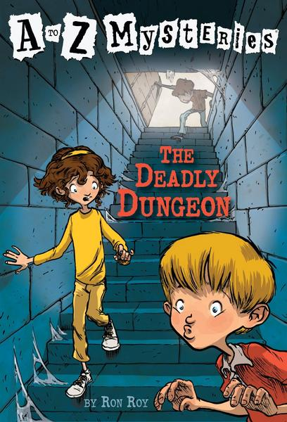 The Deadly Dungeon - Ron Roy