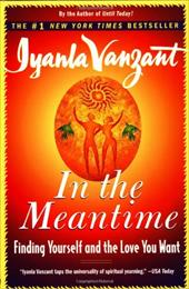 In the Meantime: Finding Yourself and the Love You Want - Vanzant, Iyanla