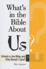 Whats In The Bible About Us - Abingdon