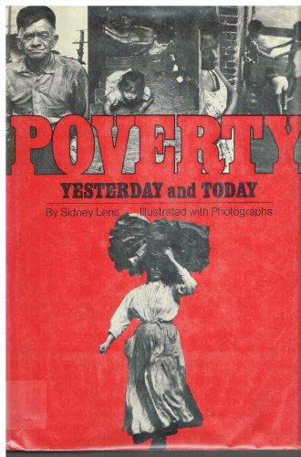 Poverty: yesterday and today