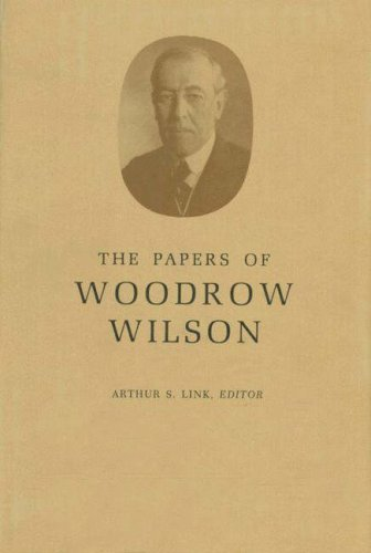 The Papers of Woodrow Wilson, Volume 5: 1885-1888 - Wilson, Woodrow / Little, John E. / Link, Arthur S.
