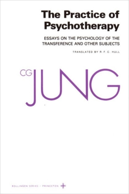 The Collected Works of C.G. Jung - C. G. Jung, Gerhard Adler, R. F. C. Hull