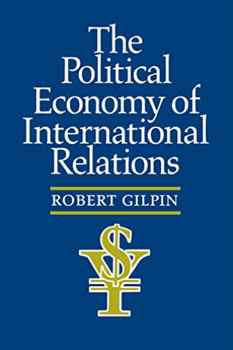 Gilpin-Political Economy of Int. Relations (UK IMPORT) BOOK NEW