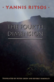 The Fourth Dimension Yannis Ritsos Author