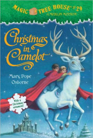 Christmas in Camelot (Magic Tree House Series #29) (Turtleback School & Library Binding Edition) - Mary Pope Osborne