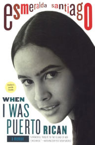 When I Was Puerto Rican (Turtleback School & Library Binding Edition) - Esmeralda Santiago