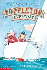 Poppleton Everyday (Turtleback School & Library Binding Edition) - Cynthia Rylant, Mark Teague (Illustrator)
