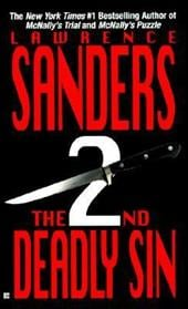 Second Deadly Sin - Sanders, Lawrence