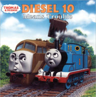 Diesel 10 Means Trouble (Turtleback School & Library Binding Edition) - Rev. W. Awdry