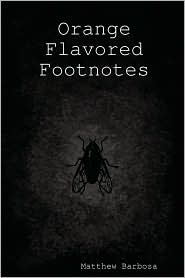 Orange Flavored Footnotes - Matthew Barbosa