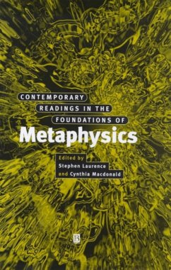 Contemporary Readings in the Foundations of M - Herausgeber: MacDonald, Cynthia Laurence, Stephen