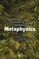Contemporary Readings in the Foundations of Metaphysics - Stephen Laurence; Cynthia MacDonald