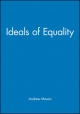 Ideals of Equality - Andrew Mason