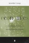 Economics: An Introduction to Theology in the Early Modern Period - Yang, Xiaokai
