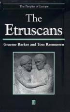 The Etruscans - Graeme Barker, Tom Rasmussen