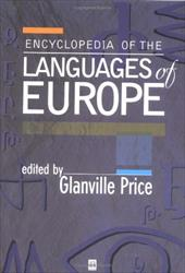 Encyclopedia of the Languages of Europe - Price / Price, Glanville