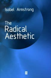 Radical Aesthetic - Armstrong, Isobel / Armstrong, Kelley