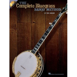 The Complete Bluegrass Banjo Method / Recueil+CD - Fred Sokolow