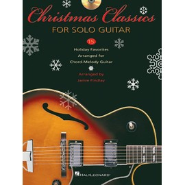Christmas Classics for solo guitar - It Came Upon The Midnight Clear &bull