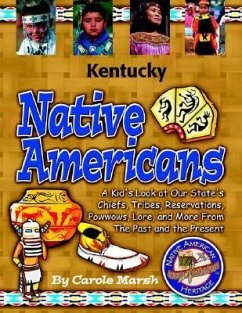 Kentucky Indians (Paperback) - Marsh, Carole