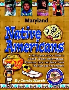 Maryland Indians (Paperback) - Marsh, Carole