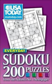 USA Today Everyday Sudoku: 200 Puzzles from the Nation's No. 1 Newspaper - Andrews McMeel Publishing