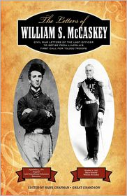 The Letters of William S. Mccaskey - Hank Chapman